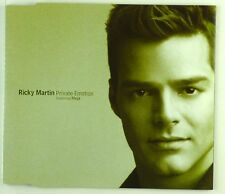 Maxi CD - Ricky Martin - Private Emotion - A4432