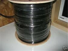 CERTICABLE 500' CAT-6 CABLE OUTDOOR UNDERGROUND DIRECT BURIAL WIRE NO CONNECTORS