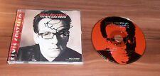 Elvis Costello, original signed CD Cover *13 Steps Lead Down* + CD