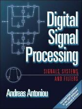 DIGITAL SIGNAL PROCESSING [9780071454247] NEW HARDCOVER BOOK