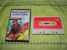 Käpt`n Konny und seine Freunde auf der Suche nach Öl - POLY Cassette - Hörspiel