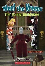 Meet the Kreeps #3: Nanny Nightmare-ExLibrary