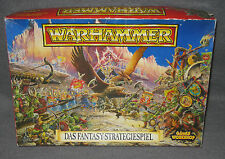 Warhammer Das Fantasy-Strategiespiel Games Workshop Tabletop Spiel Game 90er
