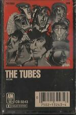 The Tubes NOW 1977 A&M Records CASSETTE New & Sealed