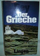 Der Grieche - Roman von Pierre Rey