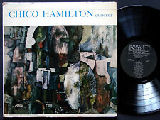 CHICO HAMILTON Quintet LP PACIFIC JAZZ PJ 1225 US 1957 DG MONO Paul Horn CLEAN