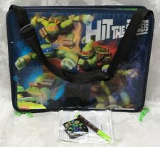 New Teenage Mutant NINJA Turtle Traveling Desk TMNT 3Pc Set Dry Erase Marker