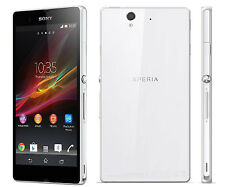 Sony Ericssion Xperia Z C6603 Radio 16GB 13MP Libre TELEFONO MOVIL Blanco White