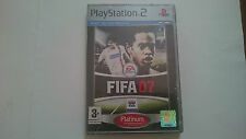 FIFA 07 2007 SOCCER PLAYSTATION 2 PS2 PAL FRANCIA.NUEVO.SEALED.PRECINTADO