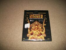 DVD blu ray, the devil's double, film aventure, neuf
