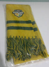 CASTROL EDGE WALLABIES WALES TOUR PROMOTIONAL SCARF IN PACKET FOOTBALL!