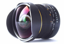 8mm f/3.5 Fisheye Lens Super Wide Angle for NIKON D2X D50 D70s D2Hs D200 D80
