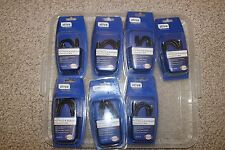 *WHOLESALE* Ativa PS/2 Mouse And Keyboard Extension Cable, Gray, 6' *LOT OF 7*