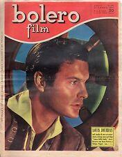 rivista fotoromanzo - BOLERO - Anno 1952 Numero 253 LOUIS JOURDAN