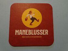 Beer Coaster ~*~ Brouwerij Het Anker Maneblusser Ale ~ Mechelan, BELGIUM Brewery
