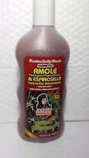 SHAMPOO AMOLE & ESPINOSILLA FOR DRY SCALP DEL INDIO PAPAGO 18.59 FL OZ 550 ML