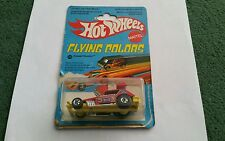HOT WHEELS FLYING COLORS GREASED GREMLIN MINT No 38 RED + PACKET AMC Gremlin