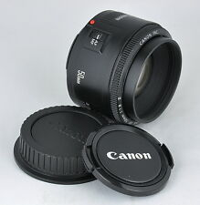Canon EF 50mm f/1.8 II Portrait Lens for EOS Rebel T5i T4i T3i T1i XS XSi 5D 60D