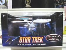 Mattel Hot Wheels 2008 Star Trek USS Enterprise NCC-1701 Refit Diecast StarShip