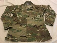 Multicam Insect Repellent Shirt Jacket NSN 8415-01-623-5529 Medium-Long
