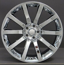 "20x9"" Chrysler 300C SRT8 Chrome Wheels Charger Challenger Rims Set 4 Mopar Dodge"