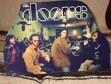 "The Doors Morrison Hotel/Hard Rock Cafe Tabletop Standee 10 1/2"" Long"
