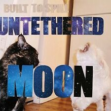 Untethered Moon - Built To Spill (2015, CD NIEUW) 780742216531