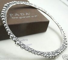 """Silpada """"Perfectly Quirky"""" Bangle Bracelet .925 Sterling Silver B2279 NEW -- 'c"""