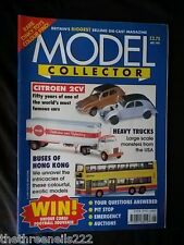 MODEL COLLECTOR - CITROEN 2CV - MAY 1998