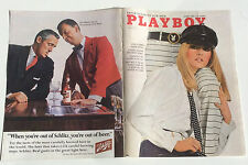 COUVERTURE SEULE / COVER ONLY # PLAYBOY US # 04/1967 #