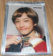 NCT DREAM My First and Last SMTOWN COEX Artium SUM GOODS JISUNG A4 SIZE PHOTO