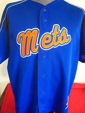 New York Mets #9 Majestic Baseball Jersey Shirt-Size XL Made In The USA