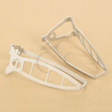 Chrome LED Turn Signal Indicators Protector For BMW F800GS 08-15 K1300R 09-15