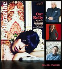 KELLY ROWLAND RUSSELL TOVEY SOFIE GRABOL MITCH WINEHOUSE ES MAGAZINE JAN 2012