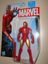"IRON MAN ( 4"" ) 2014 ( FAMILY DOLLAR ) HTF MARVEL UNIVERSE AVENGER ACTION FIGURE"