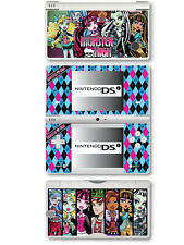 Monster High Vinyl Skin Sticker for Nintendo DSi