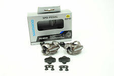 Shimano PD-M540 SPD Mountain Bike Pedals with Cleats BRONZE