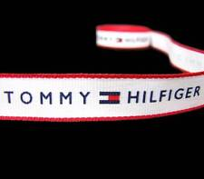 "100% Authentic Tommy Hilfiger Grosgrain Ribbon 5/8""W"