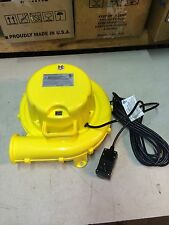FJ4-330C Air fan blower for Inflatable blow up bounce house slide 120v 620W