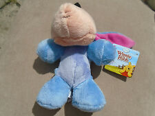 BNWT baby soft toy - Eeyore from Winnie the Pooh. Posh Paws