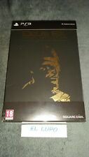DEUS EX HUMAN REVOLUTION COLLECTOR PS3 SONY NEUF SOUS BLISTER VERSION FRANCAISE