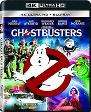 GHOSTBUSTERS 1  (4K ULTRA HD) - Blu Ray -  Region free