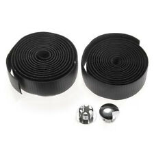 Handle Bar Tape 2Pcs X Bike Carbon Fiber Handlebar Grips Belt + Plugs