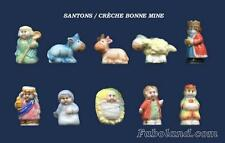 Feves SANTONS / CRECHE BONNE MINE    CS299  ND