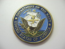 Department of the Navy Operation Iraqi Freedom Challenge Coin