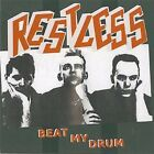 RESTLESS Beat My Drum CD - NEW Sealed 1980s Rockabilly Mark Harman psychobilly