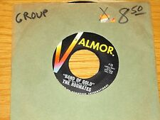 """DOO WOP GROUP 45 RPM - THE ROOMATES - VALMOR 10 - """"BAND OF GOLD"""" + """"O BABY LOVE"""""""