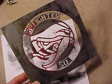 UNIQUE ORIGINAL WWII 78TH FIGHTER SQUADRON BUSHMASTER SQDN PATCH LOGO STENCIL