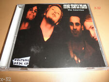 STONE TEMPLE PILOTS scott weiland INTERIVEW cd STP (no music)