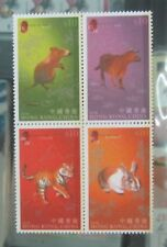 China Hong Kong 2011 Flock Rabbit stamps